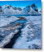 A Winter Morning Metal Print