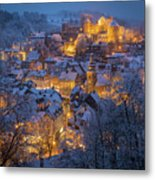 A Winter Tale Metal Print