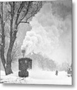 A Winter's Tale Metal Print