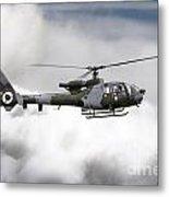 Aac Gazelle Xx453  Metal Print
