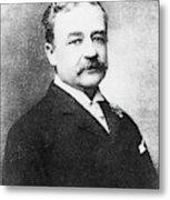 Aaron Montgomery Ward (1843-1913) Metal Print