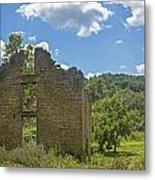 Abandon Stone House 2 Metal Print