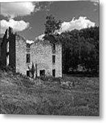 Abandon Stone House 3  Metal Print