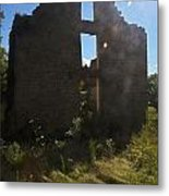 Abandon Stone House 9 Metal Print
