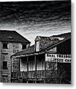 Abandone Buildings 1 Metal Print