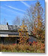 Abandoned Forever Metal Print