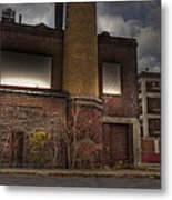 Abandoned In Hdr 2 Metal Print