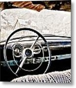 Abandoned In Time Metal Print by Merrick Imagery