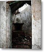 Abandoned Little House 1 Metal Print