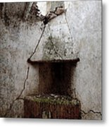 Abandoned Little House 2 Metal Print by RicardMN Photography