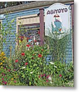 Abiyoyo Metal Print by Barbara McDevitt