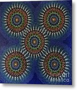 Aboriginal Inspirations 16 Metal Print
