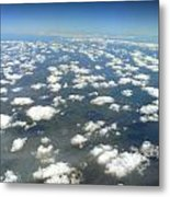 Above The Clouds II Metal Print