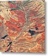 Above Timber Line Metal Print