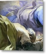 Abraham Heard The Promises Of The Lord Metal Print