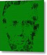 Abraham Lincoln 2a Metal Print
