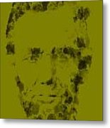 Abraham Lincoln 4 Metal Print