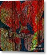 Abstract - Emotion - Annoyance Metal Print