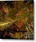 Abstract  0370 - Marucii Metal Print