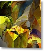 Abstract 042113 Metal Print