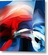 Abstract 071713 Metal Print