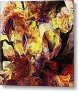 Abstract 082413 Metal Print