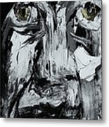 Abstract 1 March 25 2014 Metal Print
