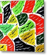 Abstract 101 Metal Print by Will Boutin Photos