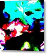 Abstract 105 Metal Print
