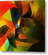 Abstract 120412 Metal Print