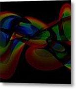 Abstract 122 Metal Print