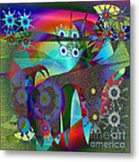 Abstract 13 Metal Print