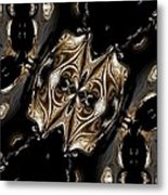 Abstract 131 Metal Print