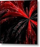 Abstract 139 Metal Print