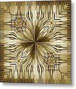 Abstract 15-02 Metal Print