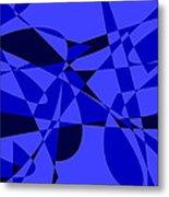 Abstract 153 Metal Print