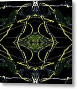 Abstract 160 Metal Print by J D Owen