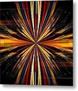 Abstract 171 Metal Print