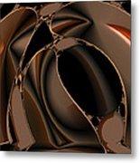 Abstract 339 Metal Print