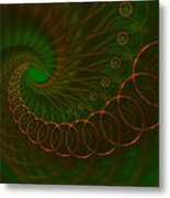 Abstract 340 Metal Print