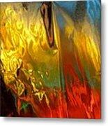 Abstract 3580 Metal Print