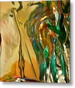 Abstract 3635 Metal Print