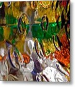 Abstract 3961 Metal Print