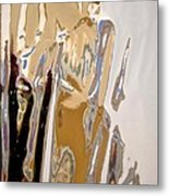 Abstract 3962 Metal Print