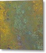 Abstract 5 Metal Print by Corina Bishop