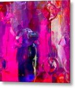 Abstract 5040 Metal Print
