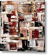 Abstract 524-11-13 Marucii Metal Print