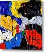 Abstract 55315080 Metal Print