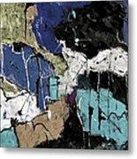 Abstract 553150802 Metal Print