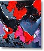 Abstract 673121 Metal Print